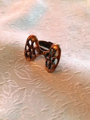 Ring.Brons.Jorma Laine.Finland -70talet.